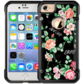 printing flower mobile phone case for iphone 7 7plus, for iphone 7 print case