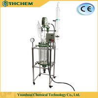 10L fluidized bed chemical reactor