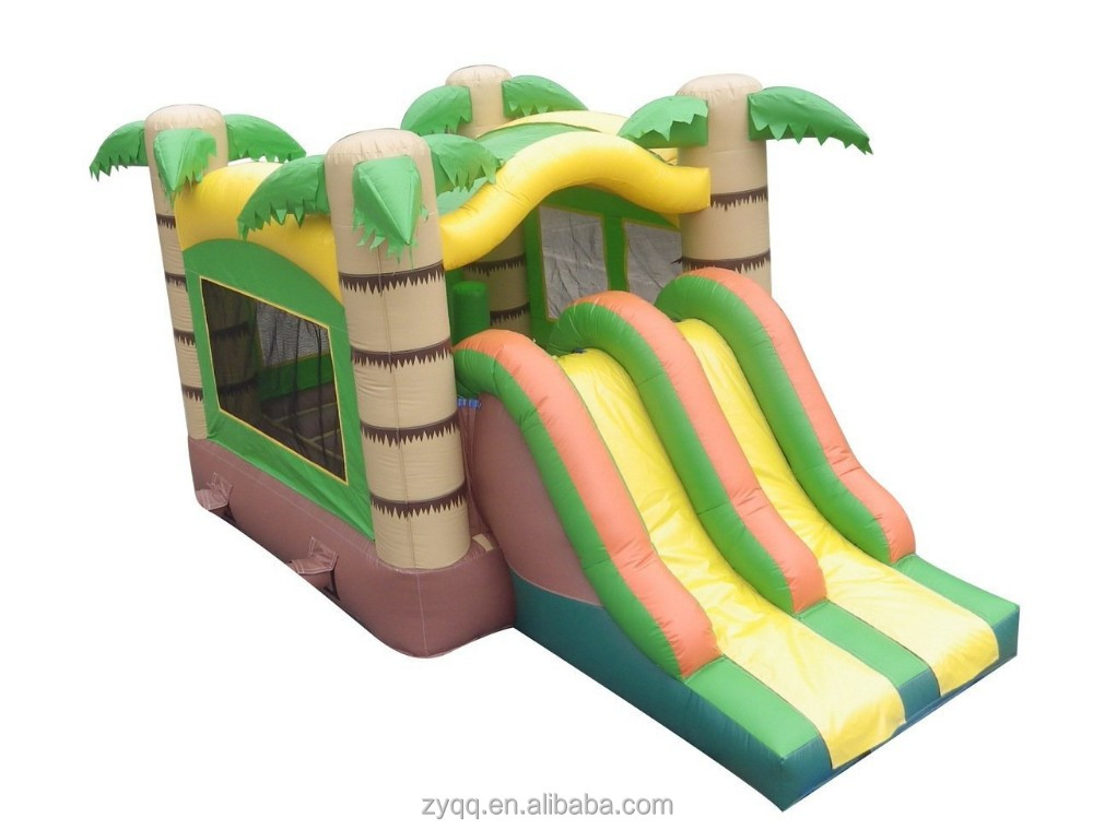New product inflatable water park floating mobile amusement park