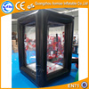 Advertising customized inflatable money booth for sale