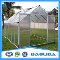 Garden Greenhouse Polycarbonate PC Sheet Greenhouse