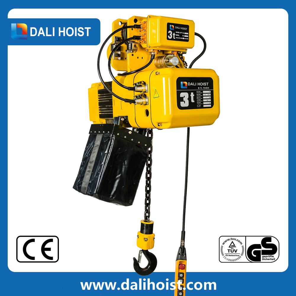 Vital Type 1T--5Tons Electric Chain Hoist with Hook