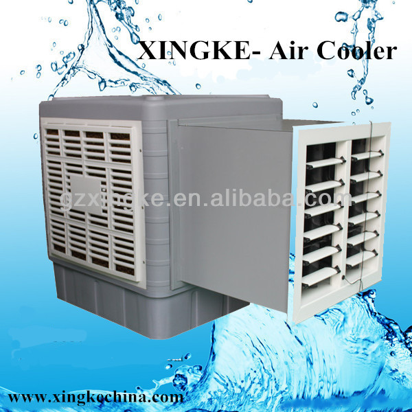 high efficient cooling pad with 8000m3/h /attractive surface & durable quality, evaporative air coolers hot sale in 2014