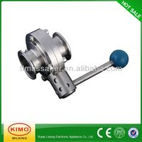 2013 New Arrival Fire Protection Butterfly Valve,Milk Valve