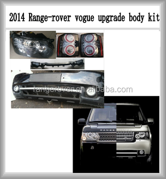 2014 Range-Rover vogue upgrade body kit for 2014 RRV