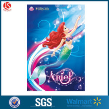 PE banner gravure printed advertising materials for posters