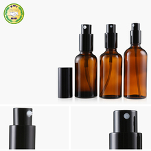 30ml 50ml 4 oz amber glass spray bottle for perfume use essential oil glass spray bottle