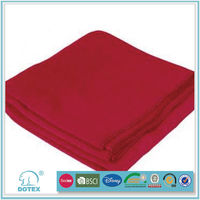 100% Polyester Blanket for Size of polar king