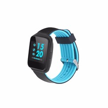 MTK2502 Z40 blood pressure heart rate monitoring Bluetooth 4. 0 exercise smartwatch