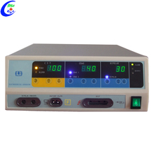 High Frequency Electrosurgical Unit, Portable Surgical Diathermy Machine