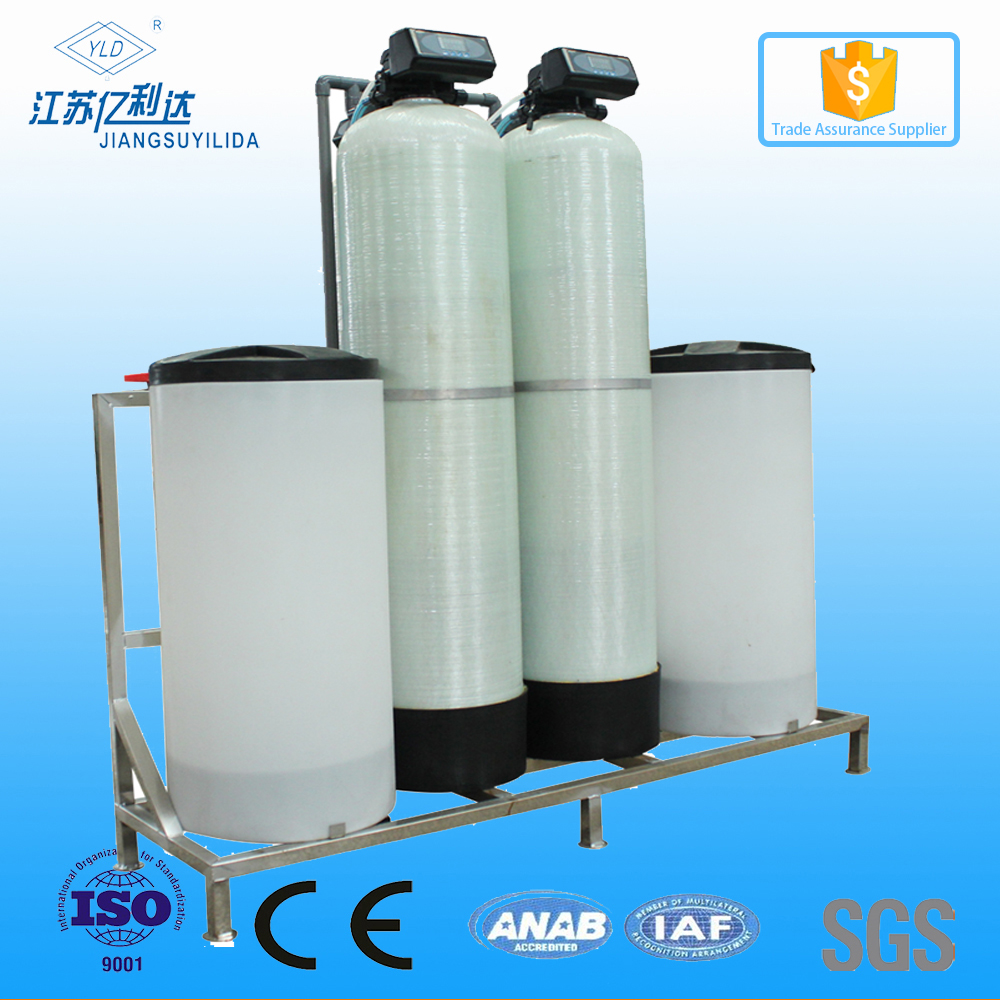 Steam Boiler Water Softener Removing Hardness And Limescale ...