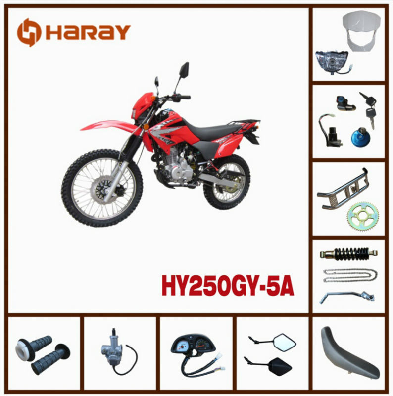 Best Quality Motorcycle Parts For Different Motorcycle