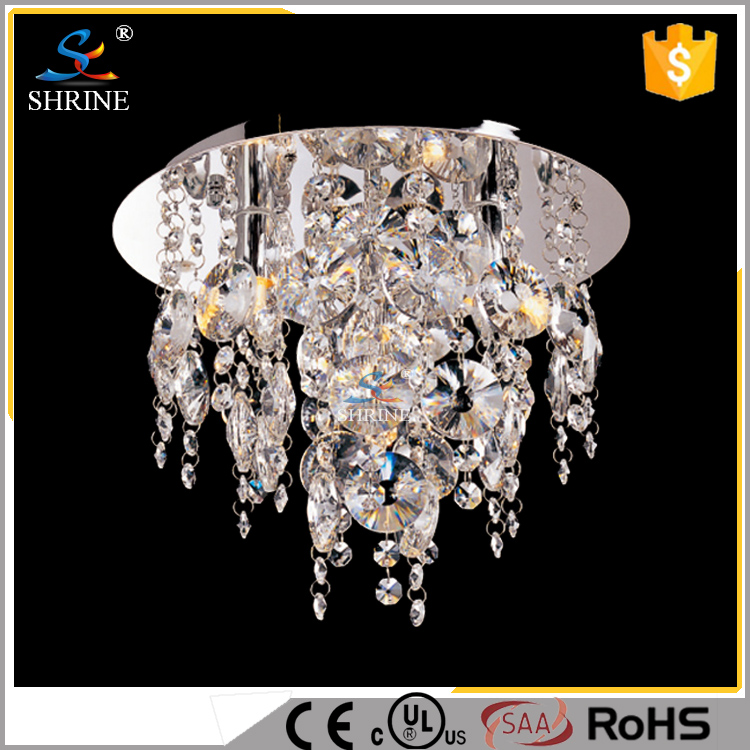 K9 Crystal Dotted Chandelier Modern Style Lamp