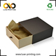 Factory price recycled custom drawer paper box with logo printing