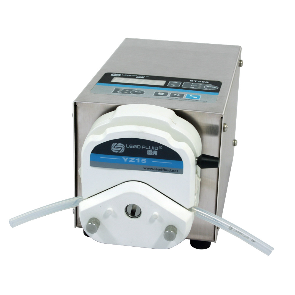 Micro flow chemical dosing Speed-Variable E-liquid Peristaltic Pump 0.006~140ml/min BT50S+YZ15
