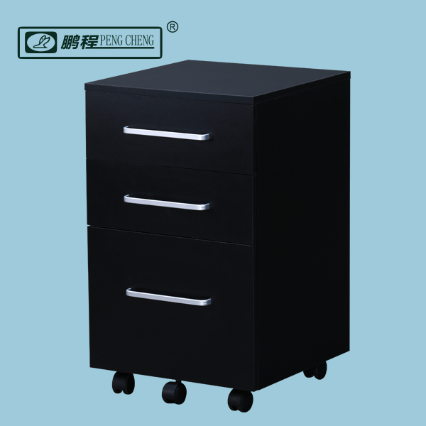 China Factory Light Weight Hot Selling Office Furniture Wooden Filing Drawers