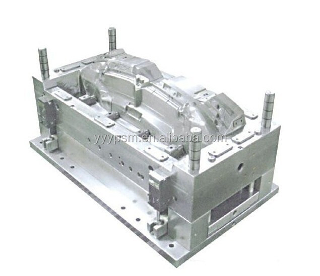 plastic cooler body mould