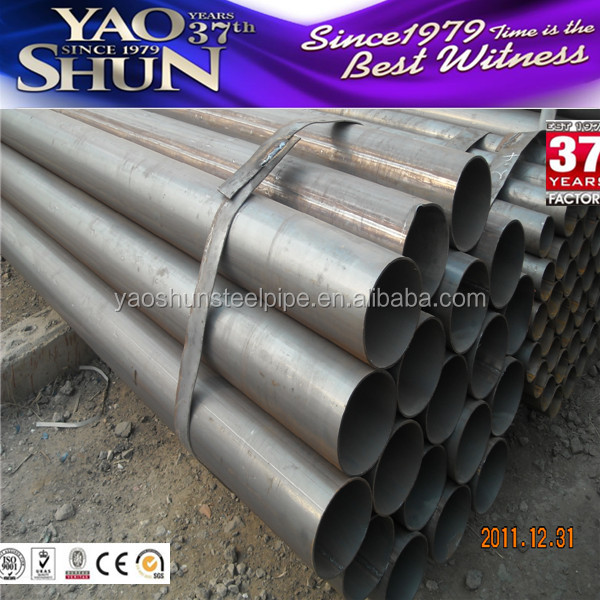 API 5L GR.B ASTM A53 ERW LSAW SSAW STEEL PIPE