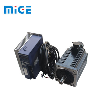 1KW 130 Series Middle Inertia Brushless Servo Motor