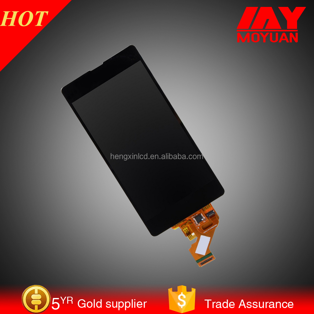 China spare parts for Sony Xperia Z1 compact, for Sony Z1 mini lcd screen for sale in bulk
