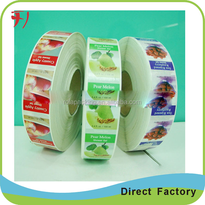Best price high quality wholesale easy to use self adhesive custom egg shell sticker