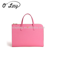 High quality leather Laptop Bag with handle leather Laptop Bag For Apple Macbook Air/Pro/13""