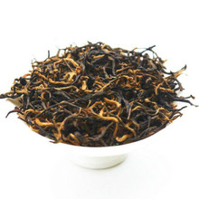 Organic Chinese Top Grade WuYi JinJunMei Black Tea Golden Eyebrow Tea
