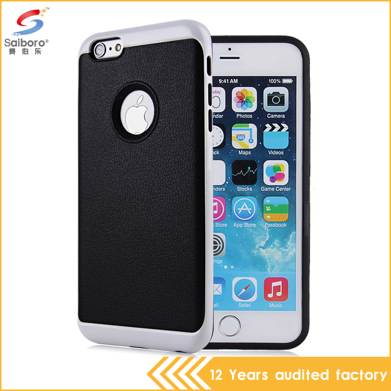 Newest design 2016 attractive appearance tpu and pc soft case for iphone 5s