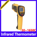 infrared temperature gun types of thermometer exergen best thermometer