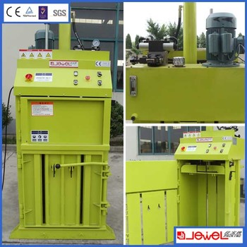 Superior quality Small waste paper baler machine