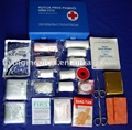 DIN First aid kit ( FDA & CE approved)