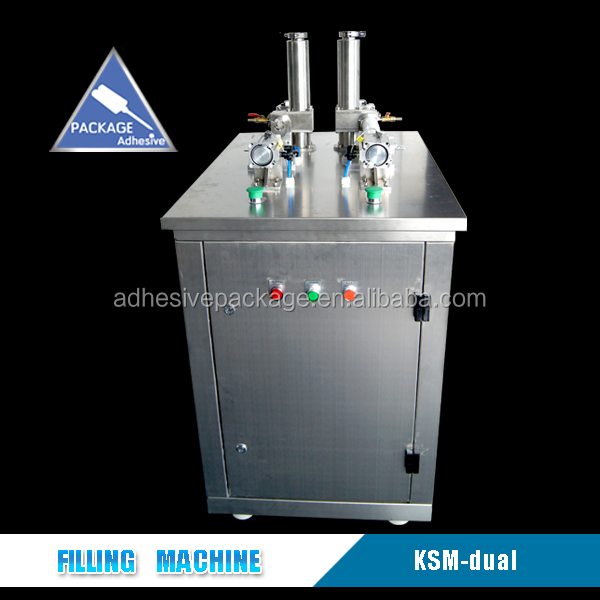Spray Paint Gel Can Filling Machine