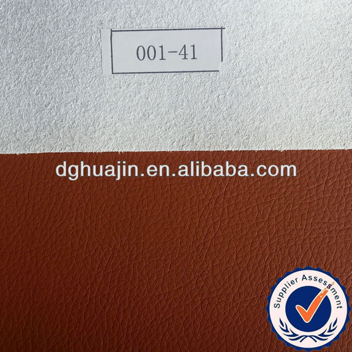 pu leather for car seat cover