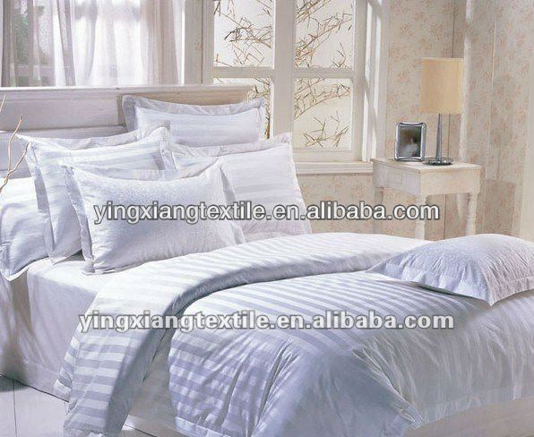 Polyester and Cotton Bed sheets/Flat Sheet/cotton fabric For Home/Hotel/Hospital/Apartment