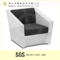 Wicker Outdoor Waterproof Comfortable Sofa,Special Design Rattan Bed Room Furniture