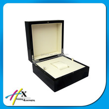 China Wholesale Mens Wooden Watch Boxes Packing Gaine for Sale