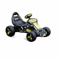 Pedal Go Kart for Kid Pneumatic Tire Optional Ride On Car Children Pedal Go Cart Toy Cars