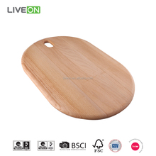 FDA Tested Beech Wood Cutting Board With Holes