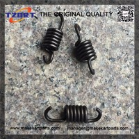 Strong elasticity transmission parts GY6 150cc spring is popular