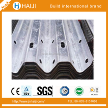 CE Approved Two Waves Metal Galvanized GuardRails used for traffic <strong>safety</strong> made in china