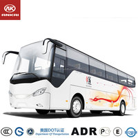 Luxury Coach Bus Painting Models Luggage