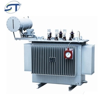 Alibaba China Supplier 3 Phase Electrical Equipment 2500Kva Oil Immersed Power Transformer
