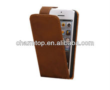 2013 Hot Flip Leather Case Cover For iPhone 5C