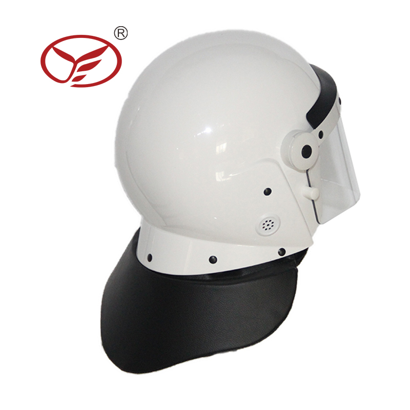 New style full protection anti riot helmet with visor