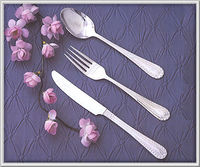 Stainless Steel Three Piece Cutlery Set