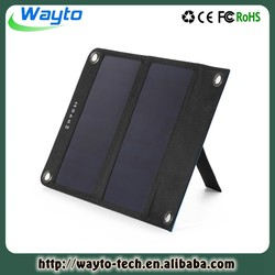 Mobile Phones Accessories Solar Electric Bike Power Bank Charger Solar Panel 12W