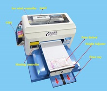 Direct Printing Eco Solvent Digital Cell Mobile Phone Case Printer A4 Size