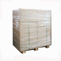 plastic coated cardboard sheets