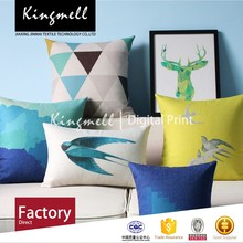 Custom different geometry animal shaped(asuka)sofa decoration cushion