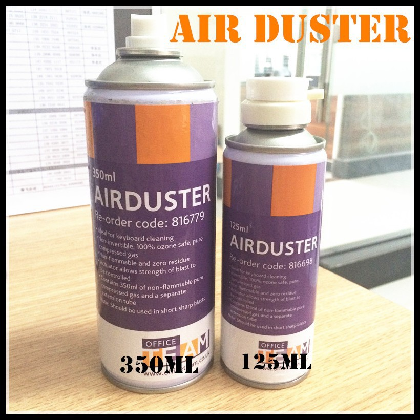 Blow Off Duster Canned Air Cleaner for Electronics